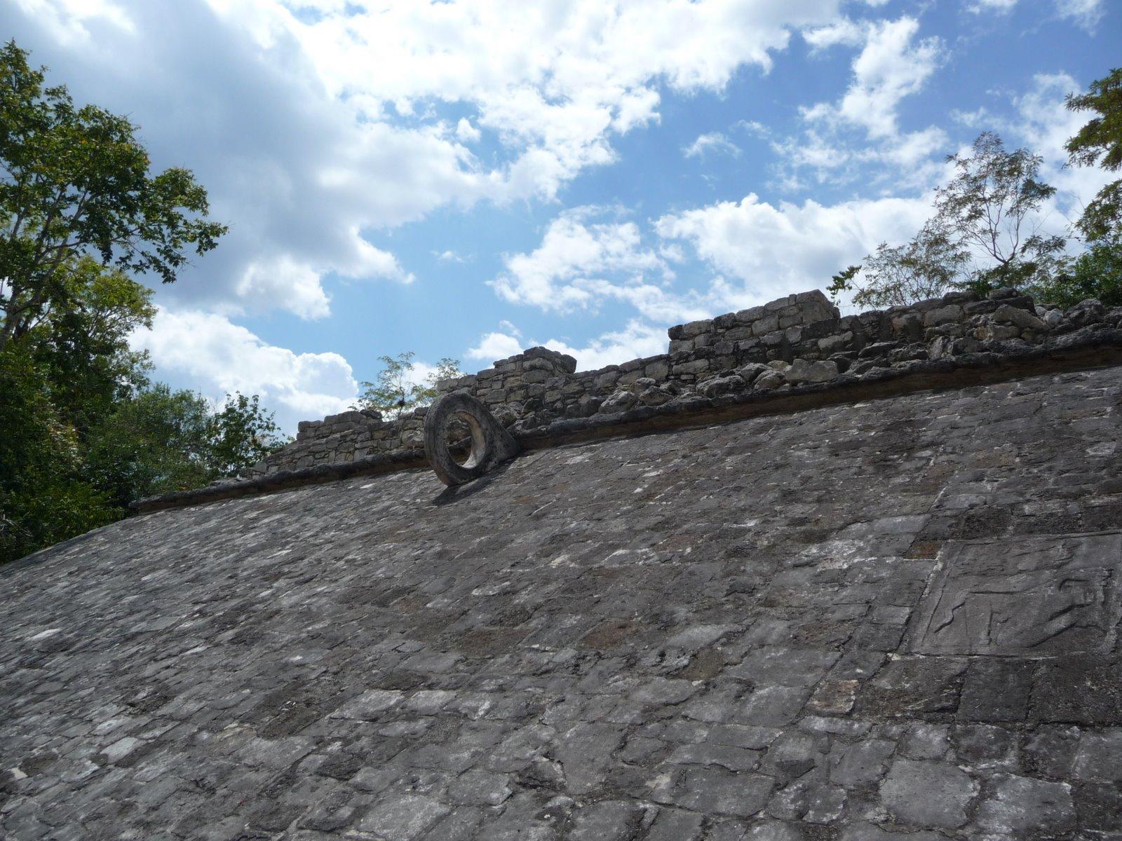 Pok Ta Pok: Mayan Basketball | Erica Swallow's Blog