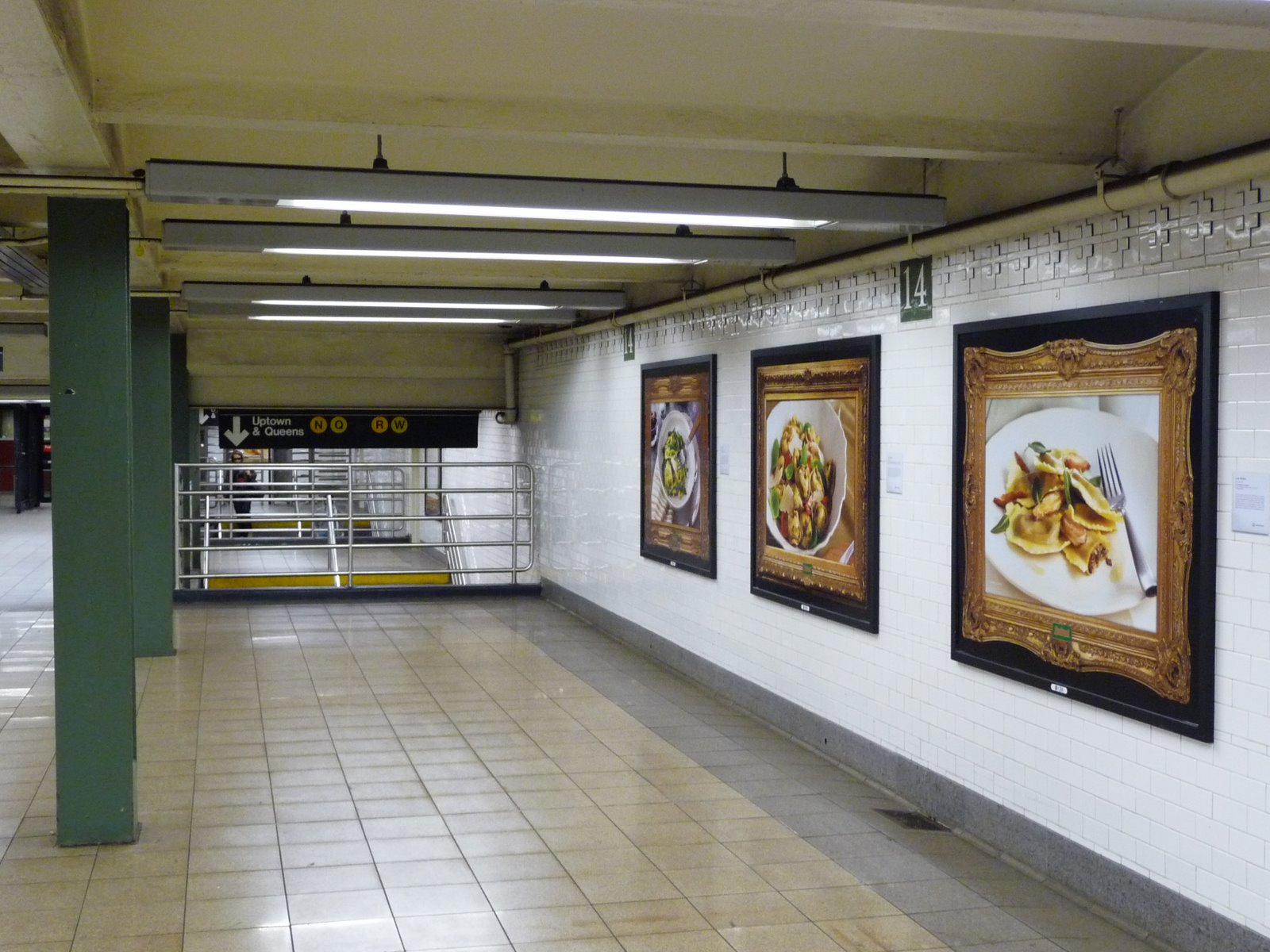 Subway - Subway Ads