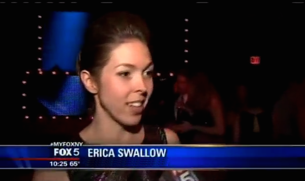 Erica Swallow Fox 5 Interview