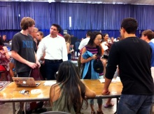 I represented MIT TechLink at this week's Midway Club Fair and got a taste of the startup scene on campus.
