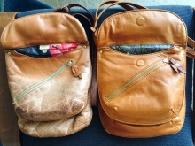Teich and Justin Paul Bags