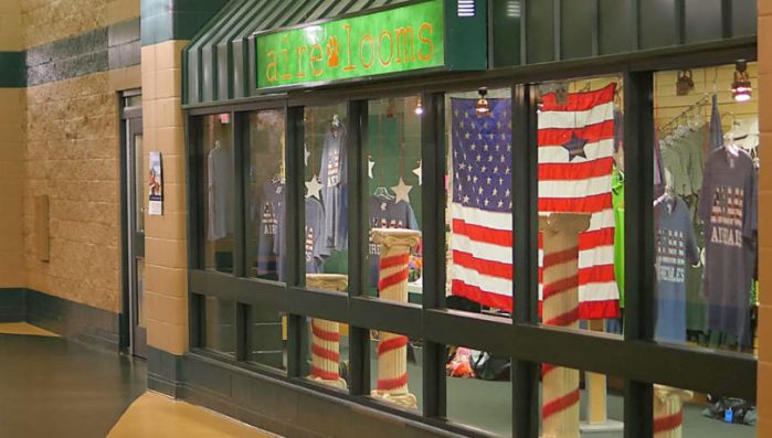 alma high school deca store in arkansas