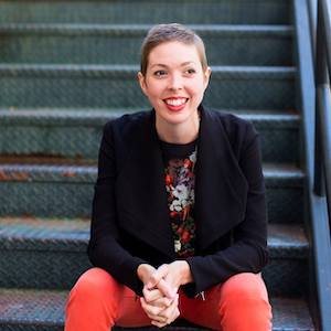 Erica Swallow, Author and Entrepreneur