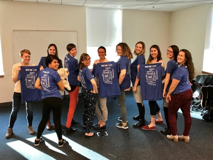Simmons University MFA in Writing for Children - Writing II Students 2019