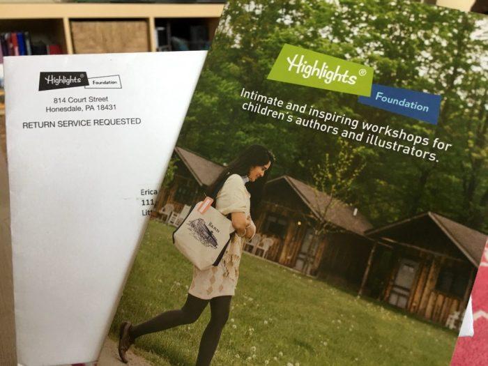 Highlights Foundation Workshop Brochure