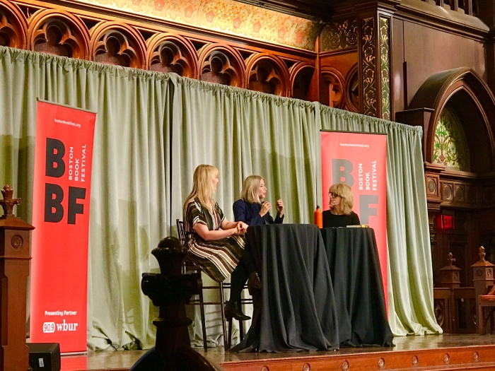 """Is There Still Sex in the City?"" Boston Book Festival 2019 Panel"