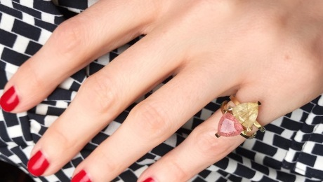 Fred & Far Self-Love Pinky Rings
